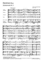 Bach, JB: Orchestersuite Nr. 1 (g-Moll) Product Image