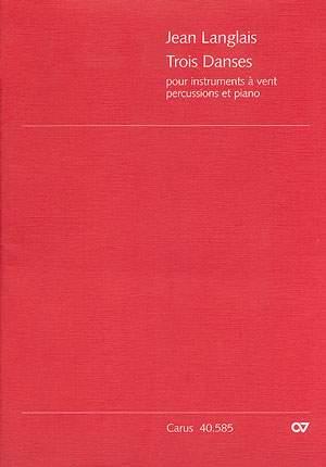 Langlais: Trois Danses (Op.46)