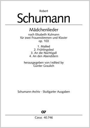 Schumann: Mädchenlieder