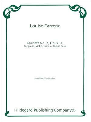 Farrenc: Piano Quintet No. 2 in E major, Op. 31