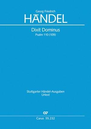 Händel: Dixit Dominus (HWV 232)