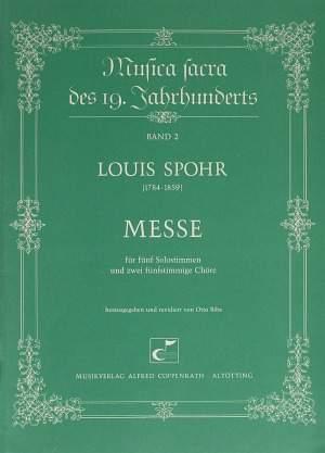 Spohr: Messe in C-Dur (C-Dur)