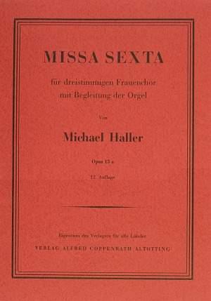 Haller: Missa sexta (13a; F-Dur)