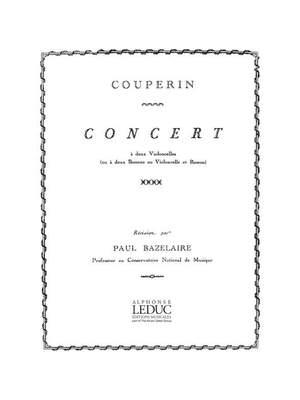 François Couperin: Concert in G major