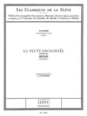 Wolfgang Amadeus Mozart: Invocation