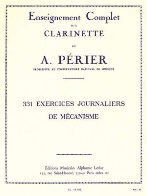 Perier: Exercises Journaliers(331)