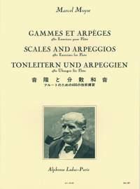 Marcel Moyse: Gammes et Arpeges