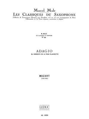 Wolfgang Amadeus Mozart: Adagio