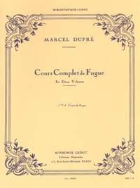 Marcel Dupré: Cours complet de Fugue Vol.1