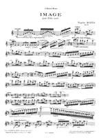 Eugène Bozza: Image For Solo Flute Op.38 Product Image