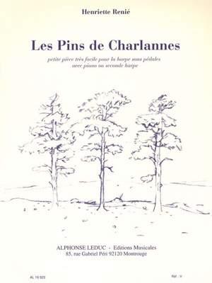 Henriette Renié: Les Pins de Charlannes