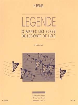 Henriette Renié: Légende