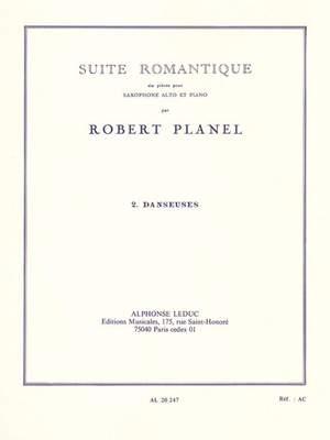 Robert Planel: Suite Romantique