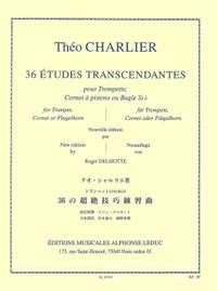Théo Charlier: 36 Etudes Transcendantes
