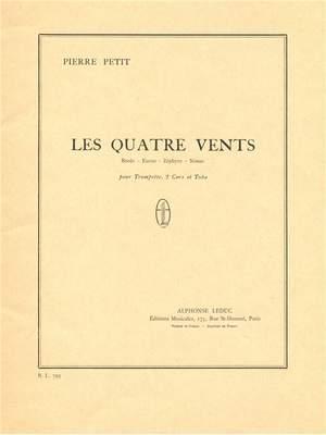 Pierre Petit: Pierre Petit: Les Quatre Vents