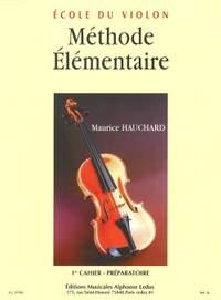 Maurice Hauchard: Méthode Élémentaire Vol.1 - Préparatoire