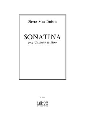 Pierre-Max Dubois: Sonatine