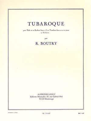Roger Boutry: Tubaroque