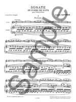 Jacques Castérède: Sonate En Forme De Suite Product Image