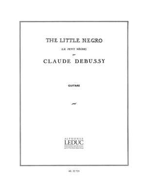 Claude Debussy: Petit Negre