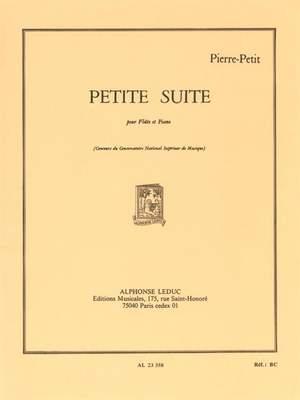 P. Petit: Petite Suite