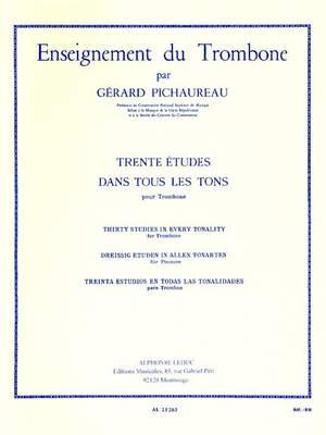 Gérard Pichaureau: 30 études dans tous les tons
