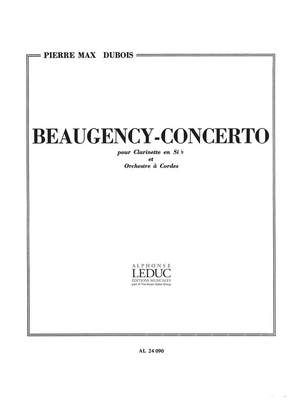 Pierre-Max Dubois: Beaugency-Concerto