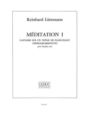 Luttmann: Meditation 1