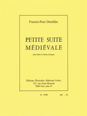 Francis-Paul Demillac: Petite Suite médiévale