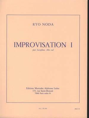 Ryo Noda: Improvisation 1