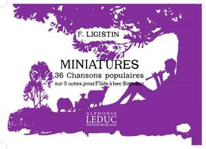 F. Ligistin: F. Ligistin: Miniatures