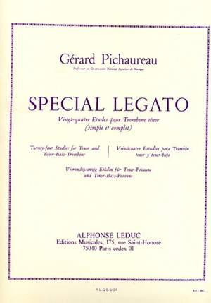 Gérard Pichaureau: Spécial Legato - 24 Etudes