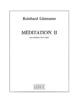 Luttmann: Meditation 2