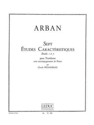 Arban: 7 Etudes Caracteristiques