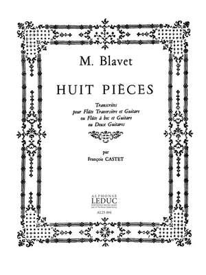 Michel Blavet: Michel Blavet: 8 Pieces
