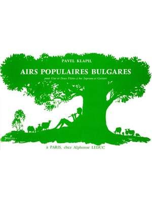 Klapil: Airs Populaires Bulgares