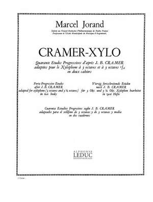 Marcel Jorand: Cramer-Xylo Vol. 2 Etudes nos. 26 - 40