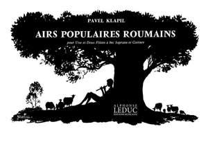 Klapil: Airs Populaires Roumains