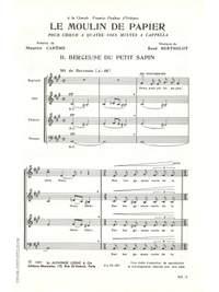 René Berthelot: Le Moulin de Papier No.2 - Alleluia du Vin