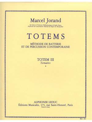 Marcel Jorand: Totem 3