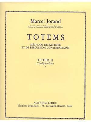 Marcel Jorand: Totem 2