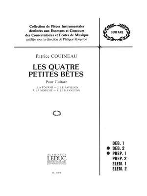Couineau: 4 Petites Betes