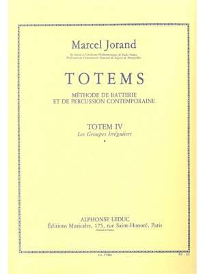 Marcel Jorand: Totem 4