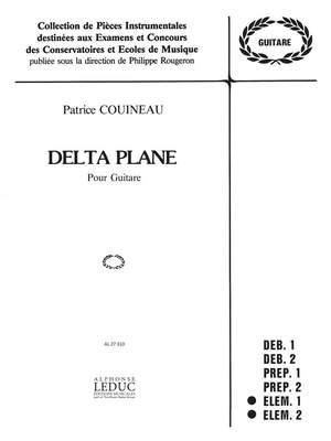 Couineau: Delta Plane