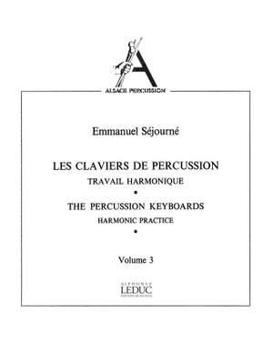 Emmanuel Sejourne: Les Claviers de Percussion Vol.3