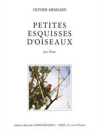 Olivier Messiaen: Petites Esquisses d'Oiseaux