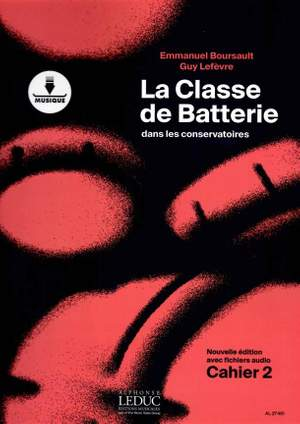 Emmanuel Boursault: La Classe de Batterie dans les Conservatoires 2