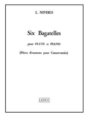 Lucien Niverd: Lucien Niverd: Bagatelles No.1: Allegretto
