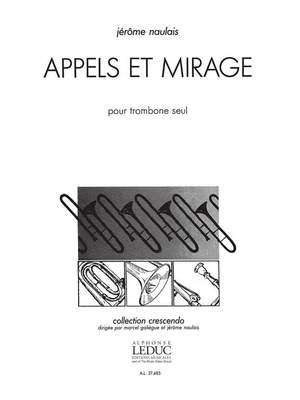 Jérôme Naulais: Appels Et Mirage