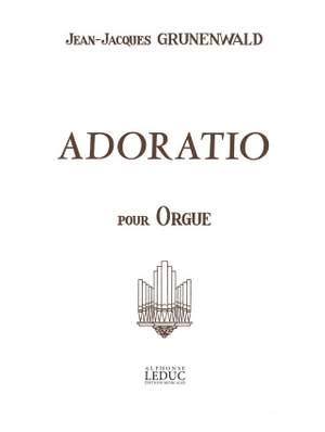 Jean-Jacques Grunenwald: Adoratio